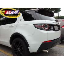 Ponteira Land Rover Discovery Sport Em Aço Inox 304