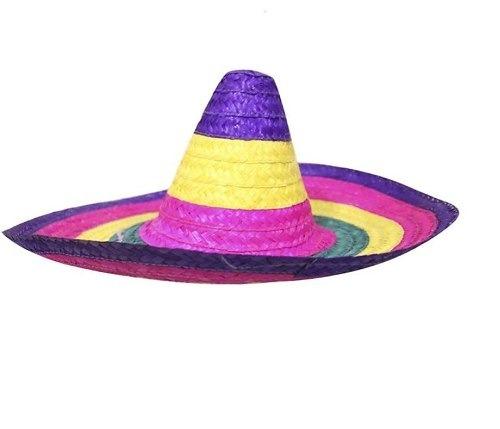 af37fb3f7317f Sombrero Mexicano Charro X 4 Cotillón Activarte Envío Gratis -   15.600 en Mercado  Libre