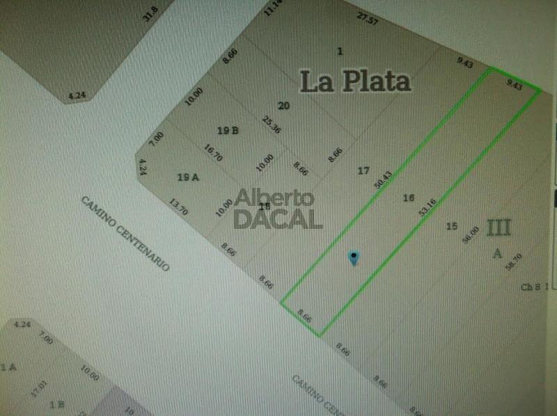 Casas en Alquiler  Manuel B. Gonnet