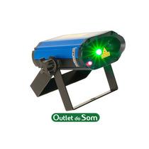 Mini Laser Ultra Forte Profissional Chauvet Minilaserrgx2