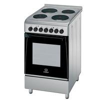 Cocina Eléctrica Indesit Kn3e51x Inoxidable