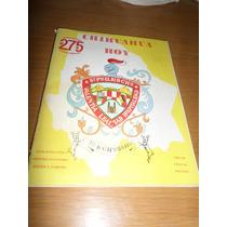 Libro Chihuahua Hoy 5a Edicion 1984/1985