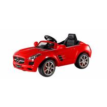 Auto A Batería Mercedez Benz Sls 12 Volts Control Remoto Mp3