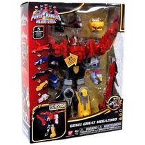 Power Rangers Gosei Great Megazord Juguetería El Pehuén