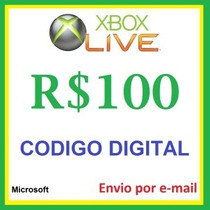 Microsoft Gift Card 100 Reais - Receba Em 5 Minutos