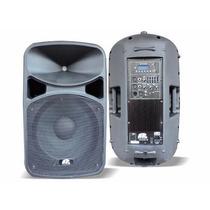 Cabina Pasiva Pro Audio Pd15 180w