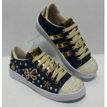 Bellos Zapatos Decorados Para Dama Moda Colombiana