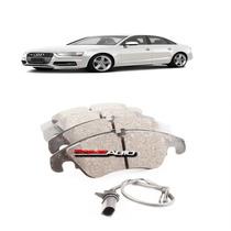 Pastilha Diant.c/sensor Audi S4 2.0 Tfsi 2010-2014 Original