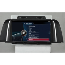 Central Multimidia Dvd Gps Android 4.4 Nova Bmw F10 Séries 5