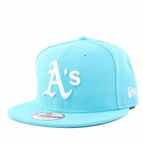 Bone New Era Original Importado Oakland Athletics A