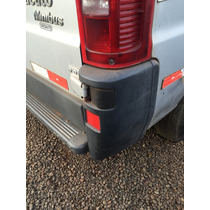 Ponteira Parachoque Traseiro Direito Fiat Ducato Teto Alto