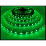 Fita Led Verde Leds 5050 C/fundo Preto 12v Impermeável