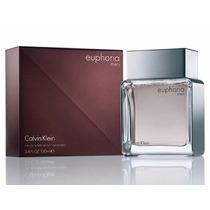 Perfume Euphoria Men Calvin Klein Edt 100 Ml Lacrado