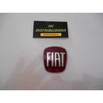 Emblema Grade Fiat 500 -original Fiat
