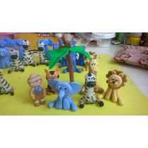 Safari Y Bebes En Masa Flexible