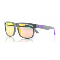 Lentes De Sol Spy Ken Block Grey Frame Purple Word