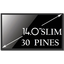 Display 14.0 Slim 30 Pines Lenovo E430 Z410 N140bge-eb3