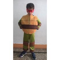 Disfraz Tortugas Ninja Dia Del Niño Envios A Todo El Pais
