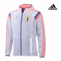 Japon Adidas Anthem Walk-out Jacket. Nueva. Original.