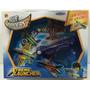 Air Raiders Xtreme Launcher Con Pistola Lanzadora Mym 730904