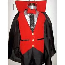 Halloween Disfraz Vampiro Conde Dracula Disfraces Halloween