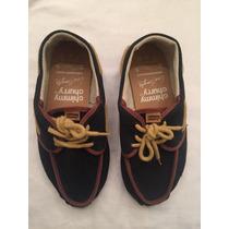 Zapatos De Mujer Chatitas Tipo Zapatillas De Chimichurri