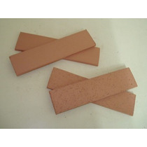 Liston Cregar Ladrillo A La Vista 6x24 1ra Cregar Ceramica