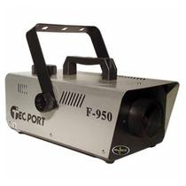 Maquina De Fumaça F 950 110v Tec Port