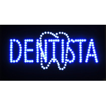 Anuncio Led Dentista Muela Flash