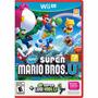 Juegos Digitales Wii U New Super Mario Bros U + Luigi U