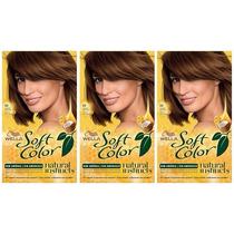 Soft Color Wella Kit 60 Rubio Oscuro X 3u Consulte Stock