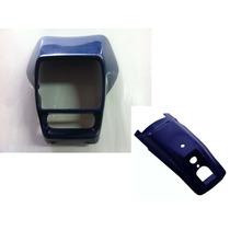 Carenagem Farol+paralama Traseiro Honda - Xlx350 Azul