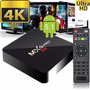 Mxq Pro 4k 64b Tv-box Ezcast Chromecast Convierte A Smart Tv