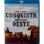 Blu-ray: A Conquista Do Oeste