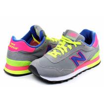 Zapatos New Balance Femeninos Modelo Wl515 Lifestyle