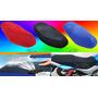 Malla Elastica 3d Asiento Para Moto Fz Honda Crf @tv