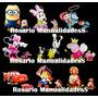 25 Souvenirs Minnie, Mickey Peppa Jake Frozen Cars