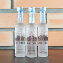 Miniatura Vodka Belvedere 50ml Mini Garrafa Original