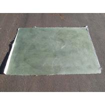 Placas Fibra De Vidro Tipo Painel 1,7 Mts X 1,20 Mts X 1 Mm