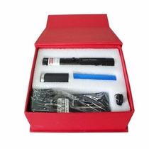 Super Laser Pointer Verde 25000mw Ultra Forte + Kit
