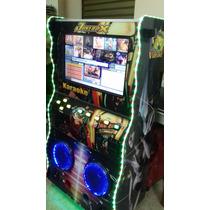 Maquina De Musica Jukebox E Karaoke ( Personalizadas )