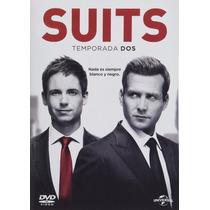 Suits Paquete Temporada 1 Y 2 Serie De Tv En Dvd