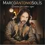 Solis Marco Antonio - Gracias Por Estar Aqui (cd) P