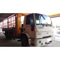 Caminhão Ford Cargo Muck 1722 Ano 2003 Truck Carroceria