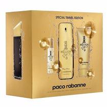 One Million 100ml Kit Com Perfume+gel Douche+15mls F.grátis