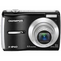 Camara Olympus De 8 Megapixeles, Modelo X-840