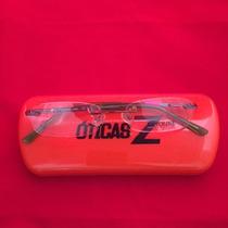 Armação De Óculos Optoline Original - Opt1510 - 3 Peças