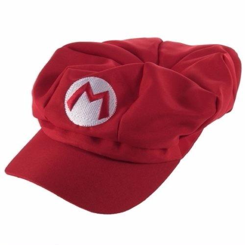 Boina Super Mario World Fantasia Yoshi Bordado Cosplay - R  29 a5e0090707f