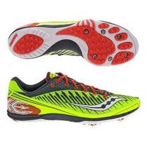 Zapatos Con Clavos Para Fondo! 11.5 Usa