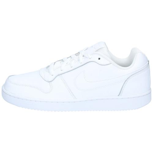 new style 60114 17849 zapatillas nike hombre urbanas ebernon low blanca